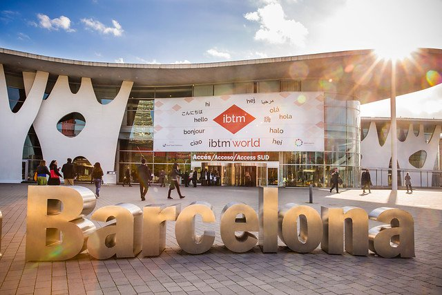 IBTM World 2019 - ILS Logistics Live
